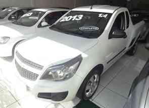 Chevrolet Montana Ls 1.4 Econoflex 8v 2p em Londrina, PR valor de R$ 30.900,00 no Vrum