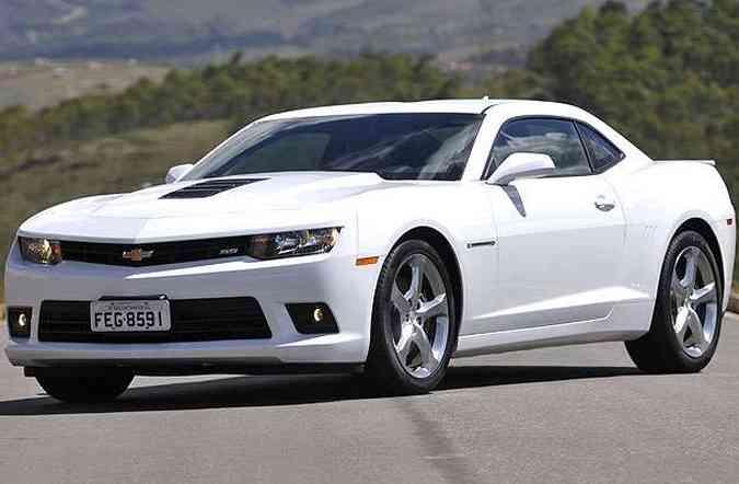 Modelo é vendido na versão SS com preço sugerido de R$ 219,9 mil(foto: Juarez Rodrigues/EM/D.A Press)