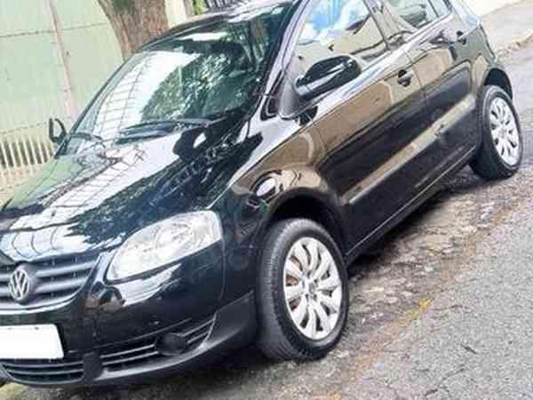 Volkswagen Fox City 1.0 MI/ 1.0mi Total Flex 8v 5p 2009 R$ 18.000,00 MG VRUM