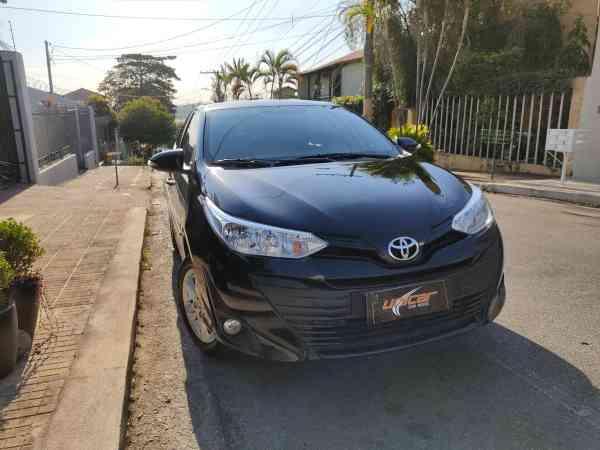 Toyota Yaris XL Sedan 1.5 Flex 16v 4p Aut. 2019 R$ 76.900,00 MG VRUM