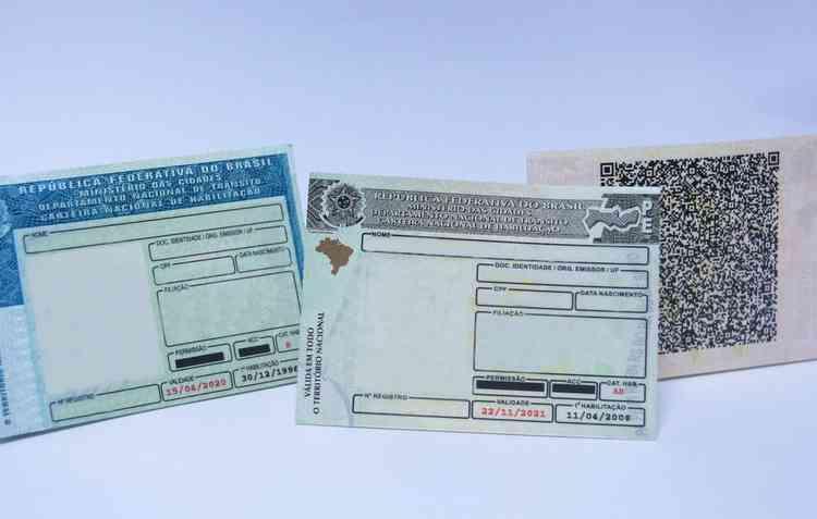 O procedimento só está disponível para as CNH que possuem QR Code. Foto: Paulo Maciel/Detran-PE/Divulgação -