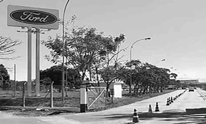 Em 1974 foi inaugurada a nova fábrica de motores e fundição de Taubaté(foto: Ford/Divulgação)