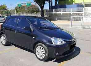Toyota Etios Xls 1.5 Flex 16v 5p Mec. em Belo Horizonte, MG valor de R$ 31.900,00 no Vrum
