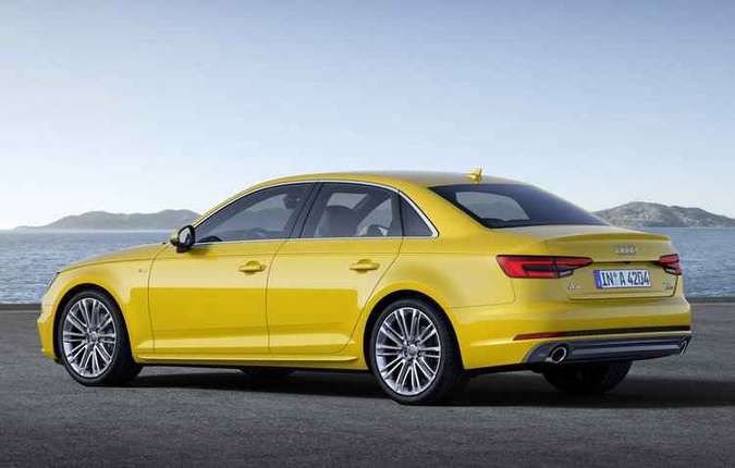 Novas lanternas deixaram o visual da traseira mais esportiva(foto: Audi/divulgação)
