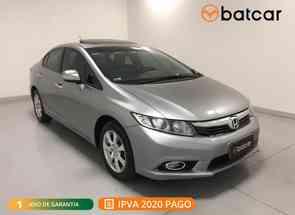 Honda Civic Sedan Exr 2.0 Flexone 16v Aut. 4p em Brasília/Plano Piloto, DF valor de R$ 57.500,00 no Vrum
