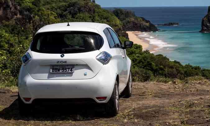 Renault Zoe(foto: Renault/Divulgação)