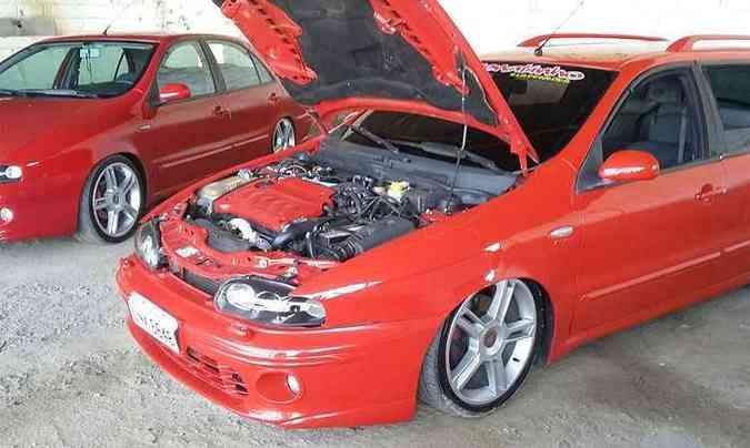 Versão turbo é a mais cobiçada pelos entusiastas(foto: Clube do Marea/Divulgação)