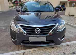 Nissan Versa Sv 1.6 16v Flexstart 4p Aut. em Brasília/Plano Piloto, DF valor de R$ 58.900,00 no Vrum
