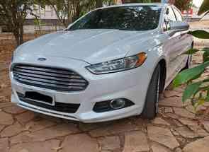 Ford Fusion Titanium 2.0 Gtdi Eco. Fwd Aut. em Brasília/Plano Piloto, DF valor de R$ 73.000,00 no Vrum