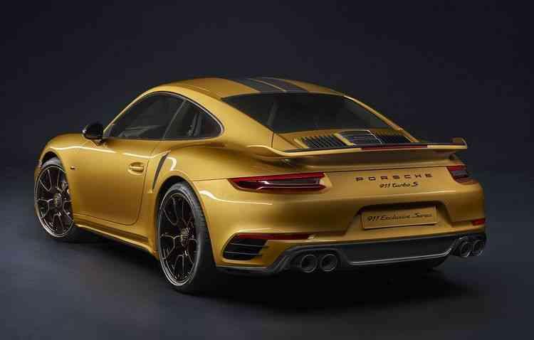 Modelo chega a custar 259.992 euros (US$ 291.100) na Alemanha - Porsche/Divulgação
