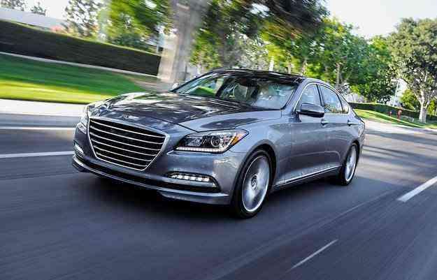Hyundai Genesis será o primeiro modelo a ganhar a conexão wireless - Hyundai/divulgação