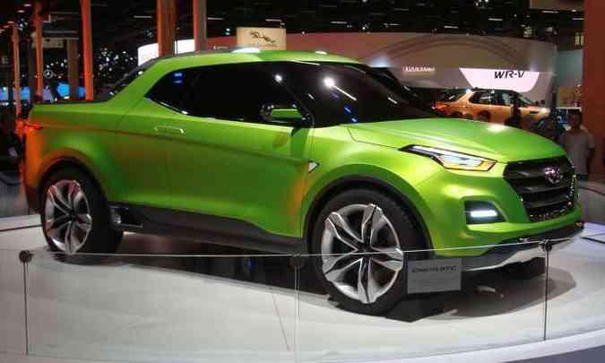 Hyundai Creta STC(foto: Bruno Freitas/EM/D.A Press)