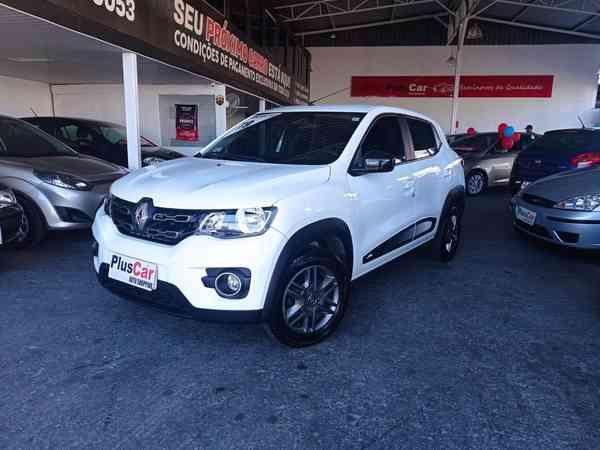 Renault Kwid Intense 1.0 Flex 12v 5p Mec. 2019 R$ 46.900,00 MG VRUM