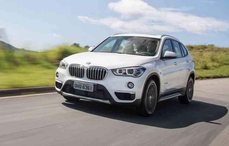 Modelo recebeu mais equipamentos, mas o preço continua o mesmo. Foto: BMW / Divulgação -