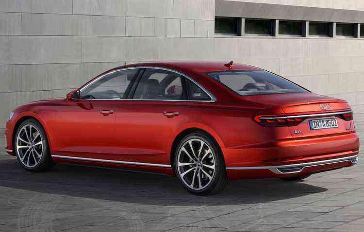 carrão possui autonomia nível três, podendo assumir a direção autônoma na cidade - Audi/Divulgação