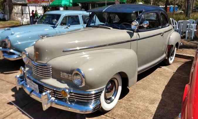 Nash 600 1946(foto: Pedro Cerqueira/EM/D.A Press)