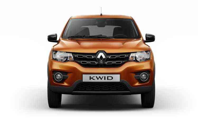 Renault Kwid Intense - Renault/Divulgação