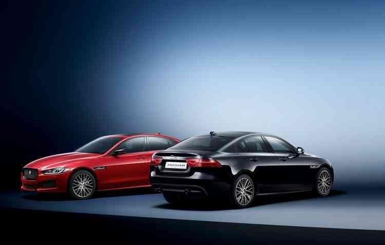 Versão 2019 do XE chega com duas novas opções. Foto: Jaguar Land Rover / Divulgação -