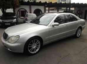 Mercedes-benz S-500l 5.0 em Belo Horizonte, MG valor de R$ 45.800,00 no Vrum