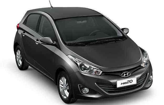 Modelo ganhou novos itens de série no visual e interior - Hyundai/divulgação
