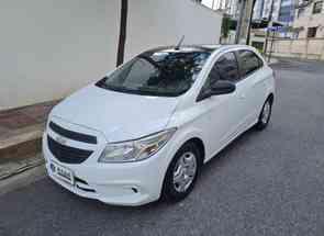 Chevrolet Onix Hatch Joy 1.0 8v Flex 5p Mec. em Belo Horizonte, MG valor de R$ 44.990,00 no Vrum