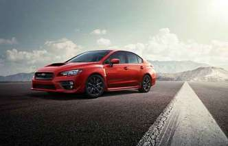 Subaru WRX(foto: NetCarShow/ divulgação)
