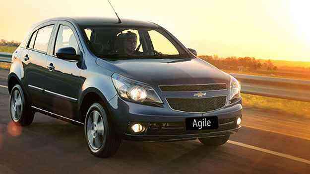 Além do Agile, devem ficar atentos donos de Celta, Classic, Cobalt, Cruze Sport6, Cruze, Montana, Onix, Prisma e Spin  - Chevrolet/Divulgação
