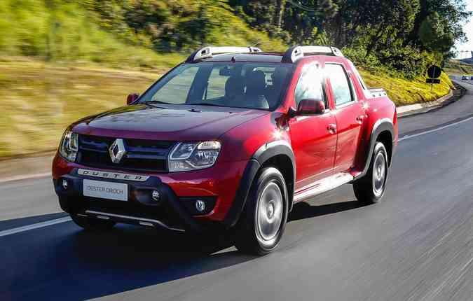 FOTO: Renault / Divulgação (foto: FOTO: Renault / Divulgação )