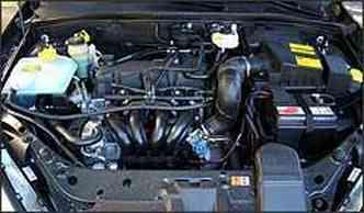 Motor tem 105 cv de potência com gasolina e 112,6 cv com álcool
