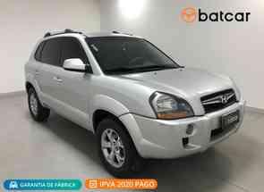 Hyundai Tucson 2.0 16v Flex Aut. em Brasília/Plano Piloto, DF valor de R$ 48.500,00 no Vrum