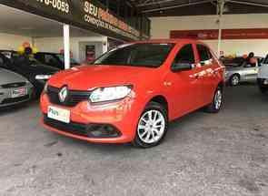 Renault Logan Authentique Hi-flex 1.0 16v 4p em Belo Horizonte, MG valor de R$ 32.900,00 no Vrum