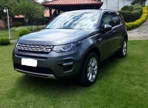 Land Rover Discovery Sp.hse 2.0 4x4 180cv Die. Aut. em Belo Horizonte, MG valor de R$ 208.800,00 no Vrum