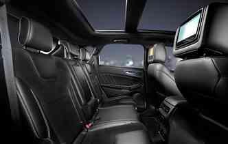 Modelo é o primeiro disponível no Brasil com o Ford Copiloto 360. Foto: Ford / Divulgação