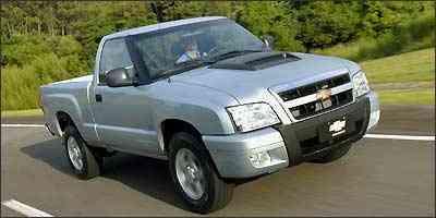 Picape Chevrolet S10 2.4 tem motor flex e mais itens de conforto e segurança - Chevrolet/Divulgação