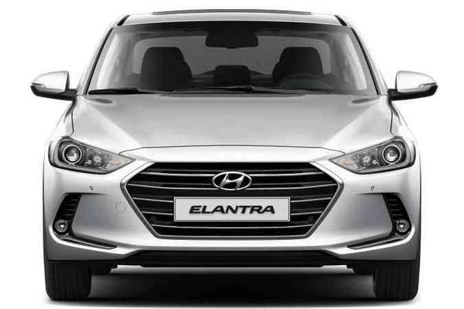 Hyundai Elantra 2017(foto: Hyundai/Divulgação)