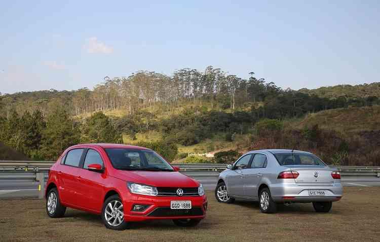 Novo motor utilizado nas novidades são os mesmos que equipam o Virtus e o Polo. Foto: Volkswagen / Divulgação -