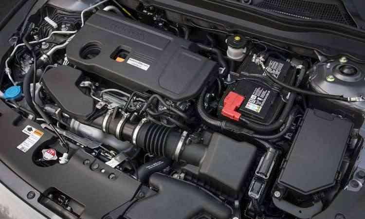 Motor 2.0 turbo substitui o antigo V6 com vantagens - Honda/Divulgação