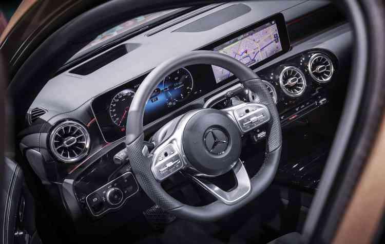 Grande destaque no modelo é a inteligência artificial  - Mercedes-Benz/Divulgacao