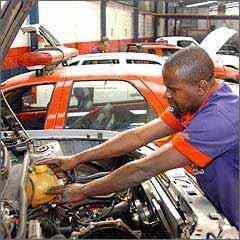 Setor de reparação veicular precisa acompanhar evolução da indústria automotiva - Juarez Rodrigues/EM/D.A Press - 14/6/07