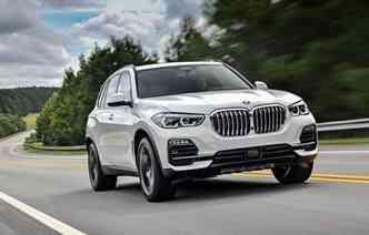 BMW investiu mais de R$ 7 milhões em tecnologia. Foto: BMW / Divulgação