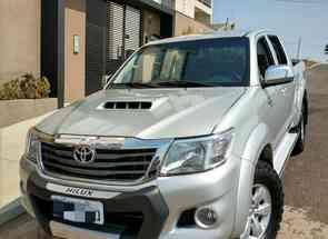 Toyota Hilux CD Srv D4-d 4x4 3.0 Tdi Diesel Aut em Pará de Minas, MG valor de R$ 121.071,00 no Vrum