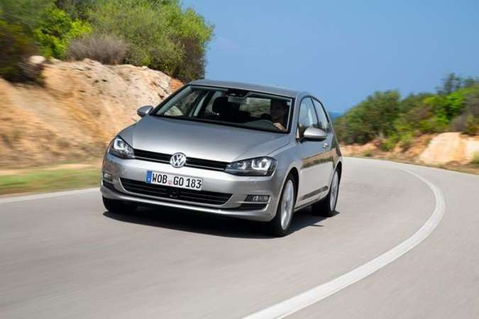 Novo VW Golf virá para o mercado brasileiro importado da AlemanhaVolkswagen/Divulgação