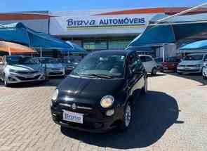 Fiat 500 Cult 1.4 Flex 8v Evo Dualogic em Brasília/Plano Piloto, DF valor de R$ 33.900,00 no Vrum