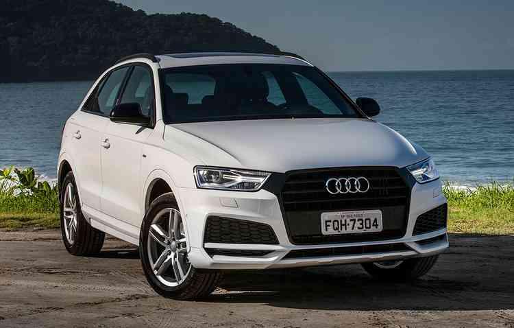 Edição especial do Q3 já está disponível nas lojas da marca. Foto: Audi / Divulgação -