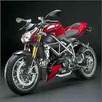Versão S tem controle de tração, rodas e suspensões especiais(foto: Fotos: Ducati/Divulgação)