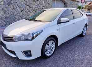 Toyota Corolla Gli 1.8 Flex 16v Aut. em Belo Horizonte, MG valor de R$ 74.900,00 no Vrum