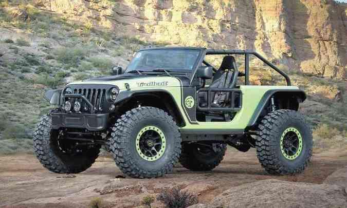 Jeep Trailcat(foto: Jeep/Divulgação)
