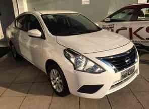 Nissan Versa Sl 1.6 16v Flexstart 4p Mec. em Varginha, MG valor de R$ 41.990,00 no Vrum