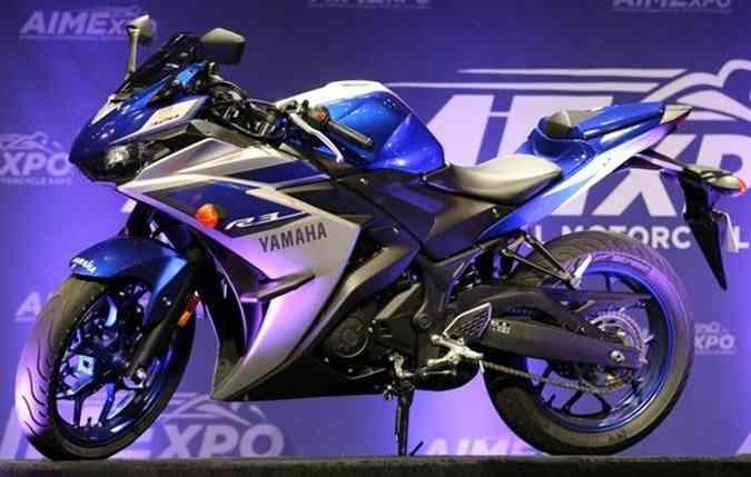 Yamaha R3(foto: Yamaha/ Divulgação)