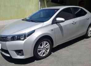 Toyota Corolla Gli Upper 1.8 Flex 16v Aut. em Belo Horizonte, MG valor de R$ 63.500,00 no Vrum